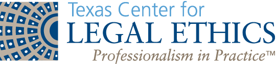 Texas Center for Legal Ethics